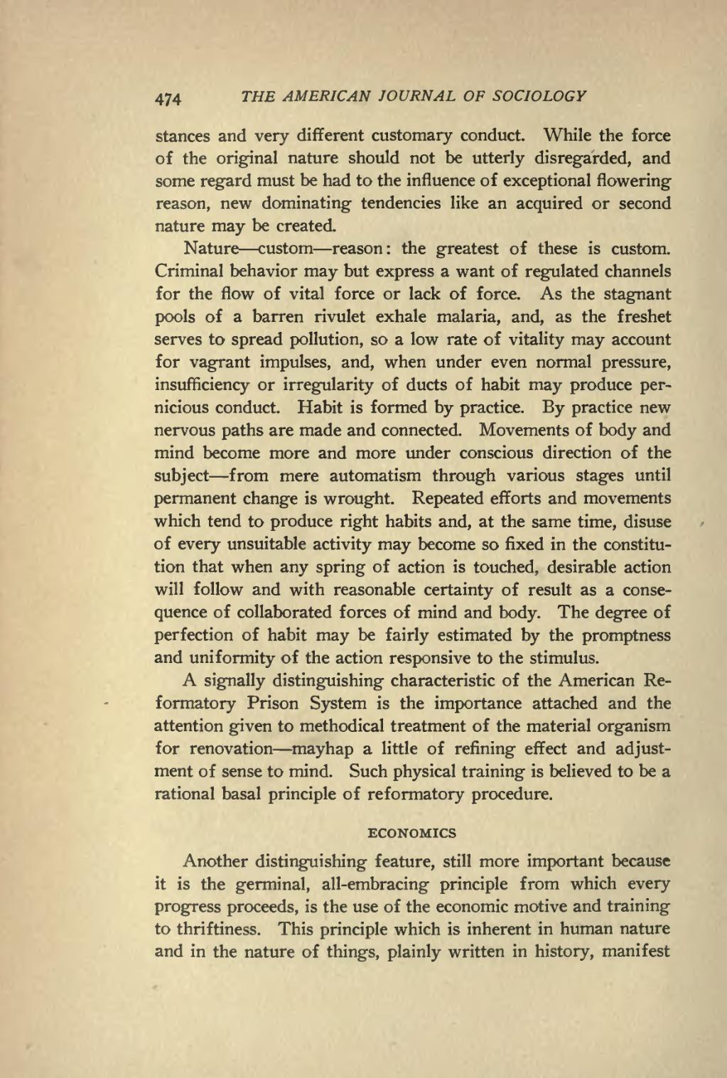 manifest sociology