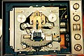 Ampex 800 tape recorder, top plate removed (16699567920).jpg