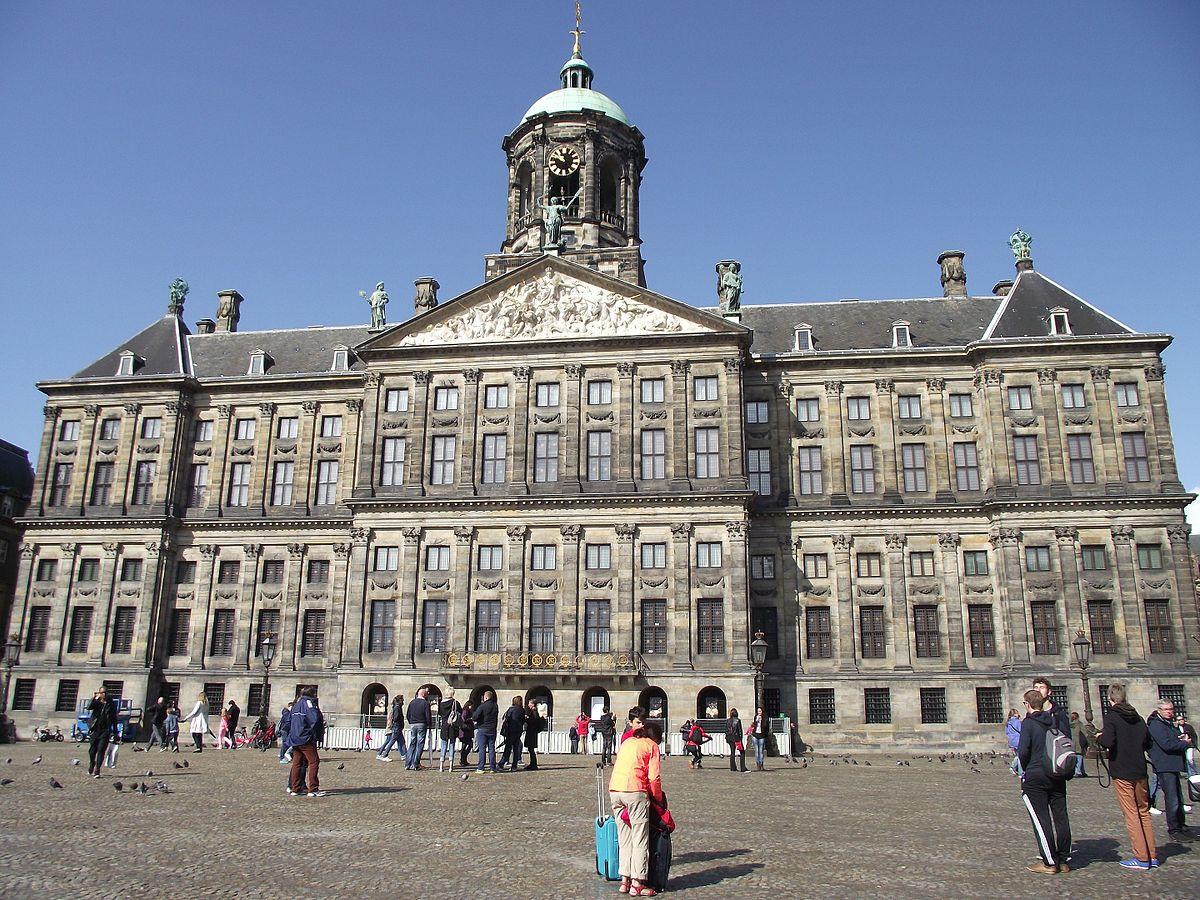 Palazzo reale amsterdam wikipedia for Architettura olandese