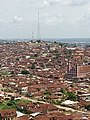 An overview of Abeokuta from the top of Olumo rock 3.jpg