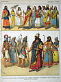 Ancient Times, Assyrian. - 004 - Costumes of All Nations (1882).JPG