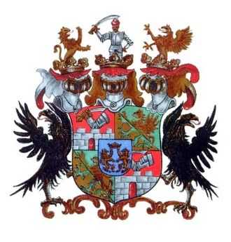 Andrássy - Arms of the Andrássy family