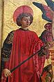 Andrea del castagno, ascensione di maria tra i ss. giuliano e miniato, 1449-50 ca. 02.JPG