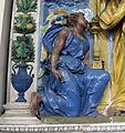 Andrea della robbia (bottega), altare, 1510-20, 03.JPG