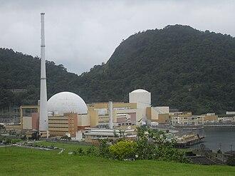 Energy in Brazil - Angra Nuclear Power Plant in Angra dos Reis, Rio de Janeiro