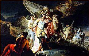 Aníbal vencedor, 1770.