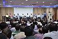 Anil Shrikrishna Manekar Speaks - Ganga Singh Rautela Retirement Function - NCSM - Kolkata 2016-02-29 1538.JPG