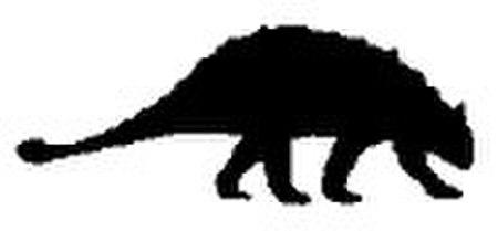 Ankylosaurus silhouette01.jpg
