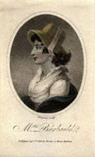 Anna Laetitia Barbauld -  Bild