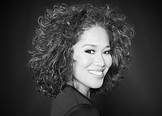 Anna Fegi Award winning Filipino singer and actress