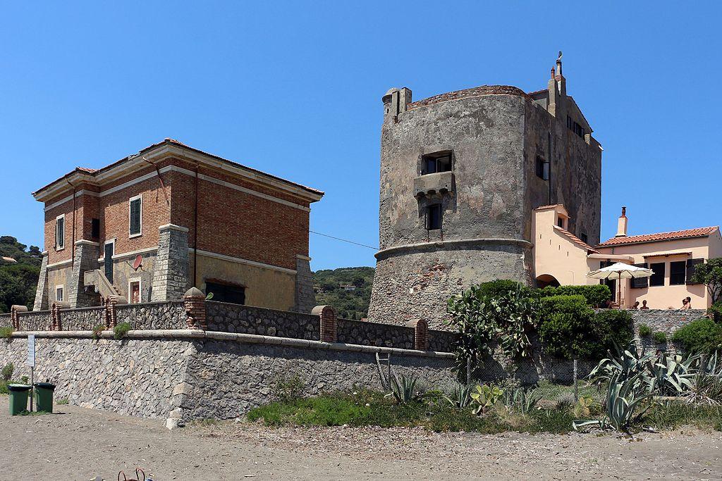 Ansedonia, Torre della Tagliata 04