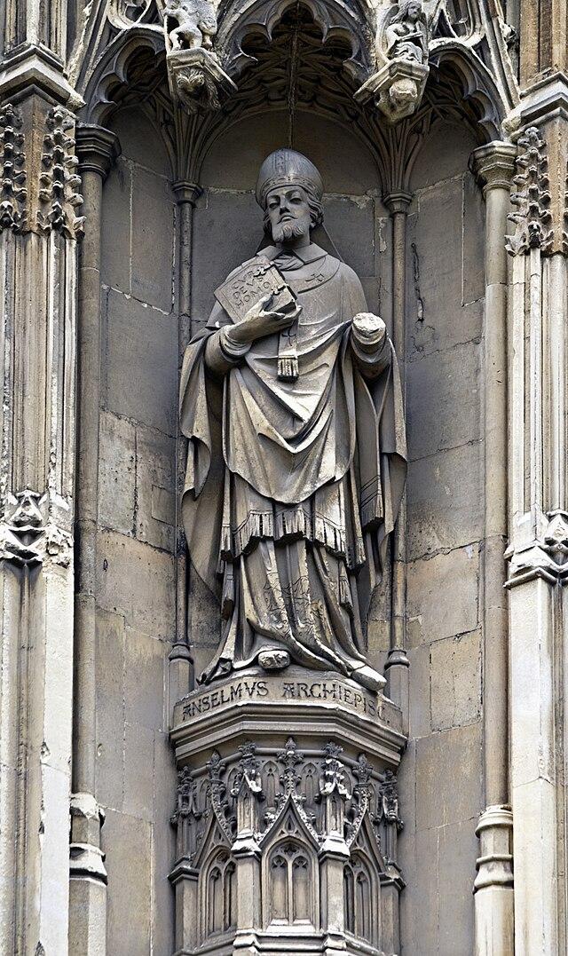 Anselm Of Canterbury Wikiwand