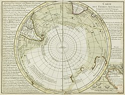 Antarctica, Bouvet Island, discovery map 1739.jpg