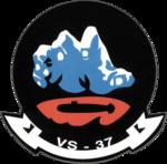 Anti-Submarine Squadron 37 (US Navy) insignia c1992.png