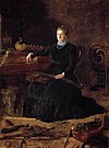 Antiquated Music - Portrait of Sarah Sagehorn Frishmuth.jpg