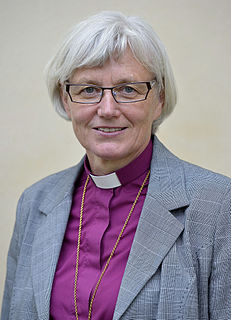 Antje Jackelén Church of Sweden archbishop since June 2014