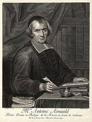 Antoine Le Maistre - Le Maistre's uncle Antoine Arnauld