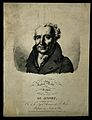 Antoine Laurent de Jussieu. Lithograph by J. Boilly, 1820. Wellcome V0003160.jpg