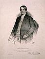 Anton, Edler von Rosas. Lithograph by E. Kaiser, 1850. Wellcome V0005087.jpg