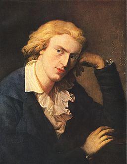 Anton Graff - Friedrich Schiller