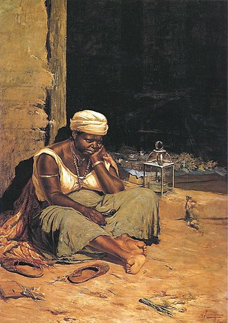 Antonio Ferrigno - Plantation Worker Resting