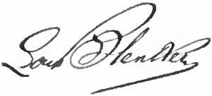 Louis Blenker - Image: Appleton's Blenker Louis signature