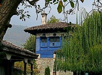 Arabati Baba Teḱe - Image: Arabati Baba Teke, Tetovo