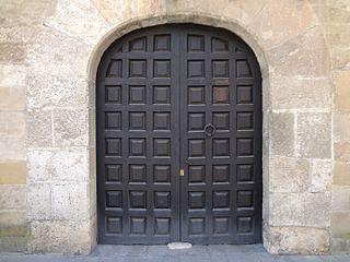 Aranda de Duero, Hand Carved Wooden Door, pic aaa3638 Photography by David Adam Kess.jpg