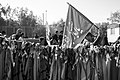 Arba'een In Mehran City 2016 - Iran (Black And White Photography-Mostafa Meraji) اربعین در مهران- ایران- عکس های سیاه و سفید 46.jpg