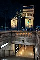 Arc de Triomphe - Paris, France - April 20, 2011 - panoramio.jpg