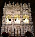 Arca di S. Agostino (1362), Pavia, S. Pietro in Ciel d'Oro 16.JPG
