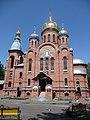 Archangel Michael temple, Zheleznogorsk (Krasnoyarsk Krai).JPG