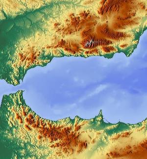 Gibraltar Arc - Gibraltar Arc