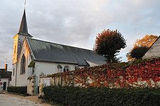 Ardon, Loiret - The church in Ardon