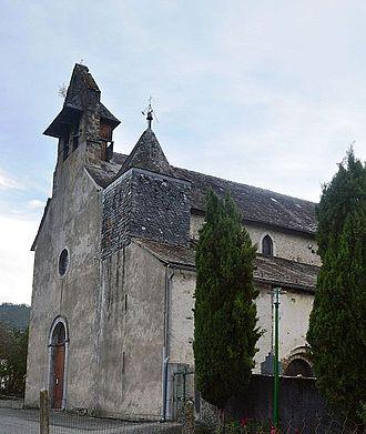 Argein - The Parish Church of Saint Peter