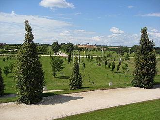 Alrewas - Part of the National Memorial Arboretum