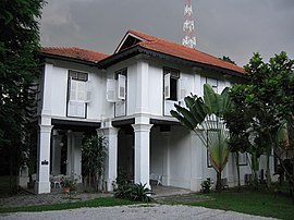 Armenian Church 7, Singapore, Jan 06.JPG