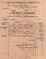 Armentieres mouret fremaux 1936 facture bartier.png