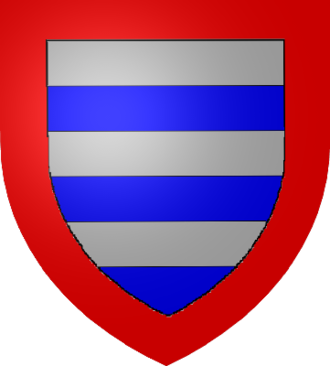 Count of Boulogne - Dammartin coat of arms