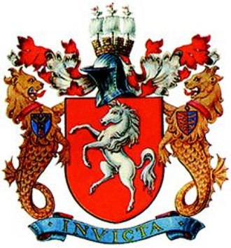 Armorial of county councils of England - Coat of arms