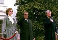 Arrival ceremony for state visit of Josip Tito, President of Yugoslavia - NARA - 178242-restored.jpg