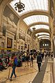Arrivals hall at Milano Stazione Centrale in afternoon.jpg