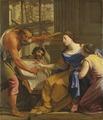 Artemisia Building the Mausolaeum (Simon Vouet) - Nationalmuseum - 22229.tif