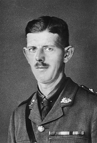 Pulteney Grammar School - Brigadier Arthur Seaforth Blackburn, alumnus
