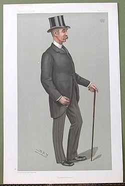 Arthur charles wellesley, vanity fair, 1903 03 05
