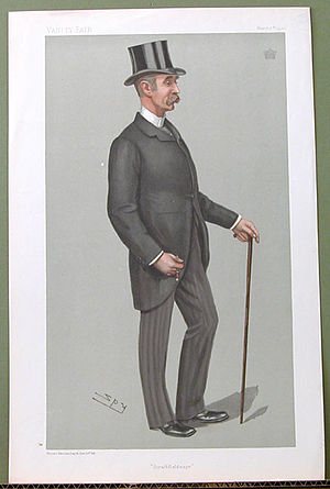 Arthur Wellesley, 4th Duke of Wellington - Image: Arthur Charles Wellesley, Vanity Fair, 1903 03 05