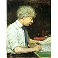 Arthur Clifton Goodwin - Horace L. Traubel - NPG.86.87 - National Portrait Gallery.jpg