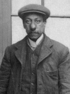 Arthur Wharton - Arthur Wharton in later years