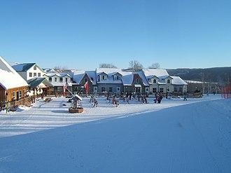 Asessippi Provincial Park - Assessippi Ski Resort