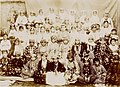 Assyrian women and girls from Mardin and nearby villages, 1904.jpg